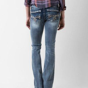 Rock Revival Aleah Boot Stretch Jeans